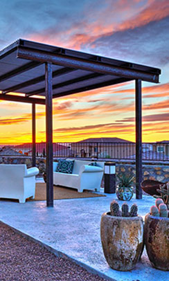GO Designs El Paso offers low maintenance, professionally designed, xeriscaped landscapes.